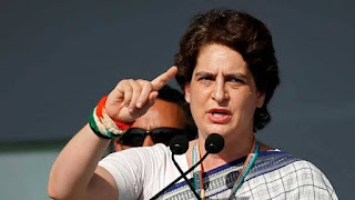 Priyanka Gandhi says Your vote is a weapon at Gujrat rally.