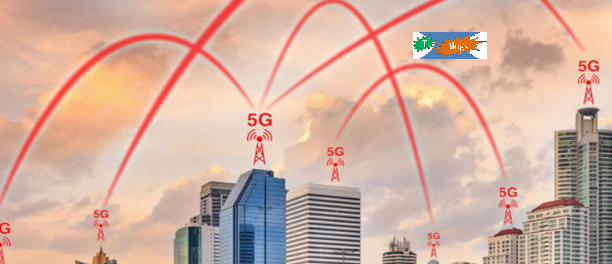 Coming up to the 5G smartphone, the benefits will be available