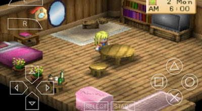 Download Harvest Moon: Boy Girl CSO PPSSPP High Compress