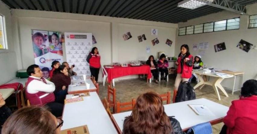 Comités de Alimentación Escolar de Lima fortalecen servicio alimentario de Midis- Qali Warma mediante intercambio de experiencias exitosas - www.qaliwarma.gob.pe
