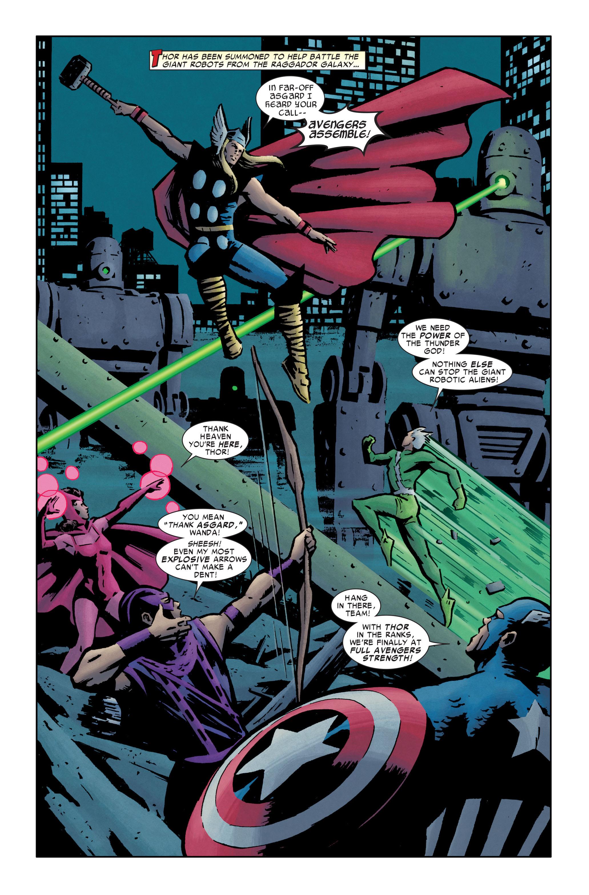 Thor (2007) Issue #600 #13 - English 45