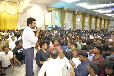 Actor Surya Birthday Function