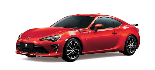 Toyota 86 Pricelist - As of January 2019 (Luzon - Philippines)