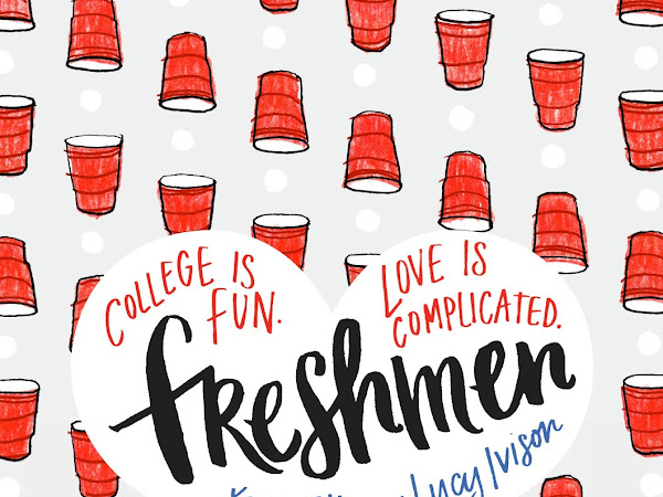 Freshmen by Tom Ellen and Lucy Ivison | Review + Blog Tour