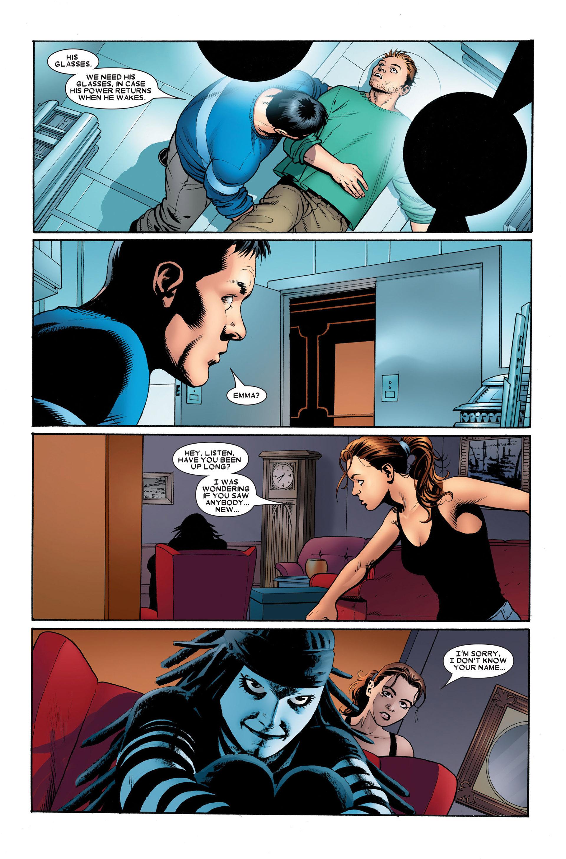 Read online Astonishing X-Men (2004) comic -  Issue #15 - 8