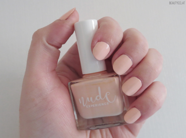 vernis naturels nude experience mayfair swatch