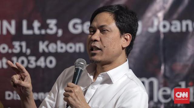 FPI: #2019GantiPresiden Diganti demi Cegah Penjajahan Nekolim