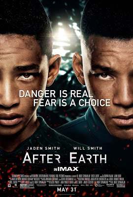 After Earth: Poster | A Constantly Racing Mind