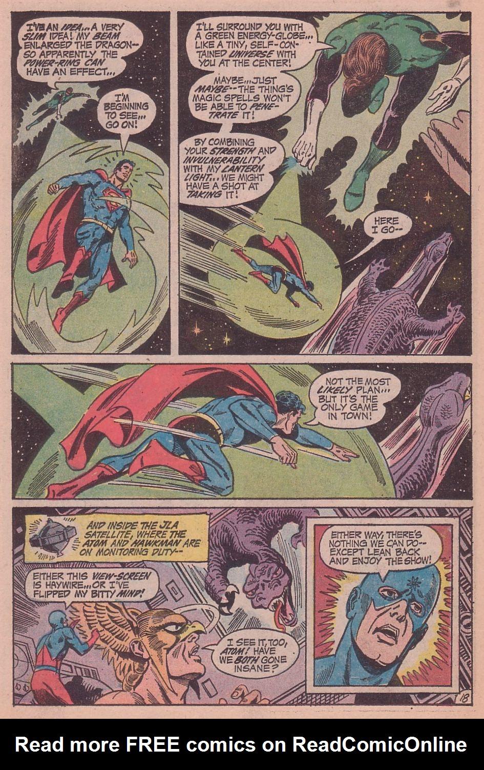 Read online World's Finest Comics comic -  Issue #201 - 26