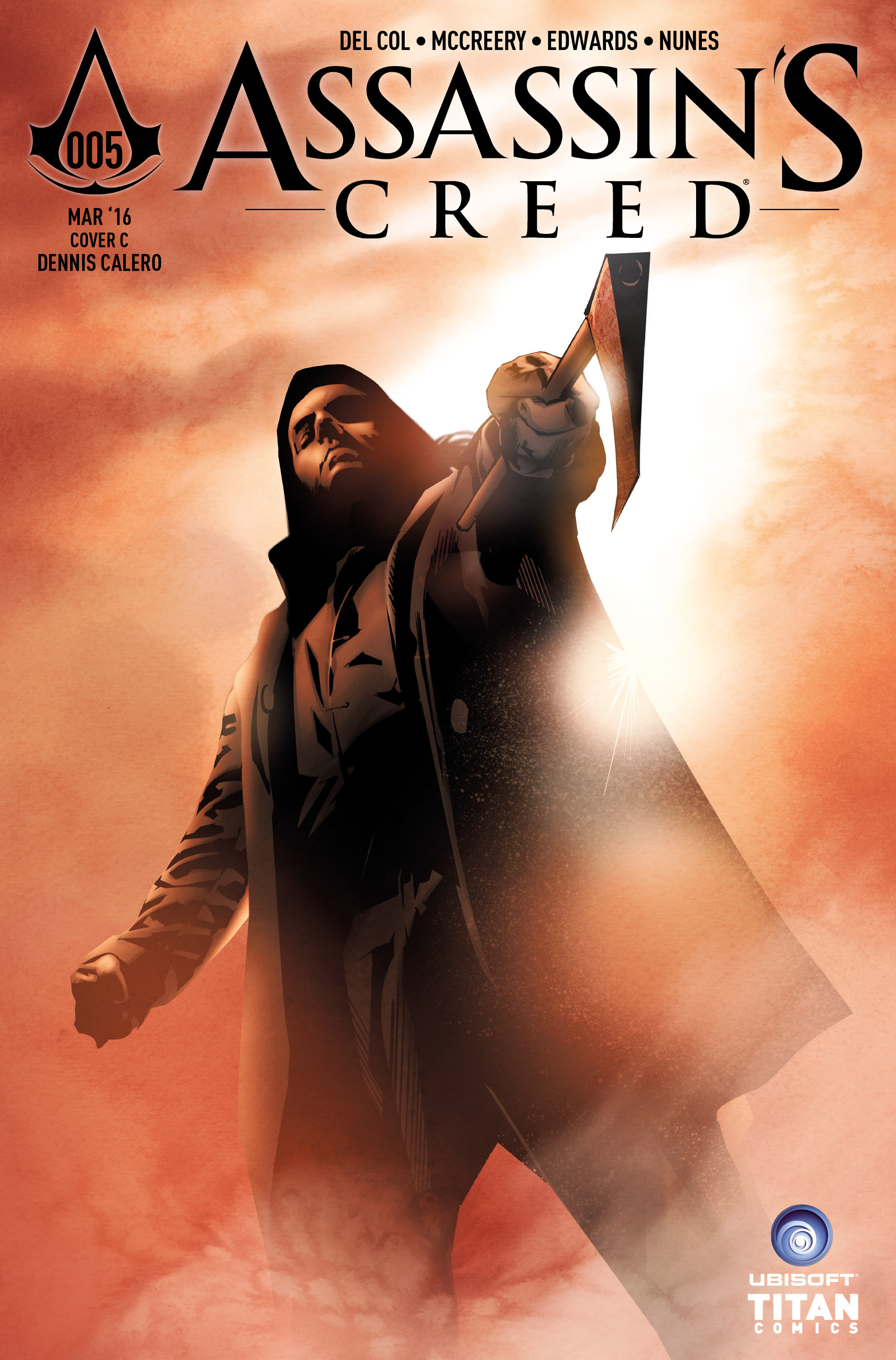 Read online Assassin's Creed (2015) comic -  Issue #5 - 29