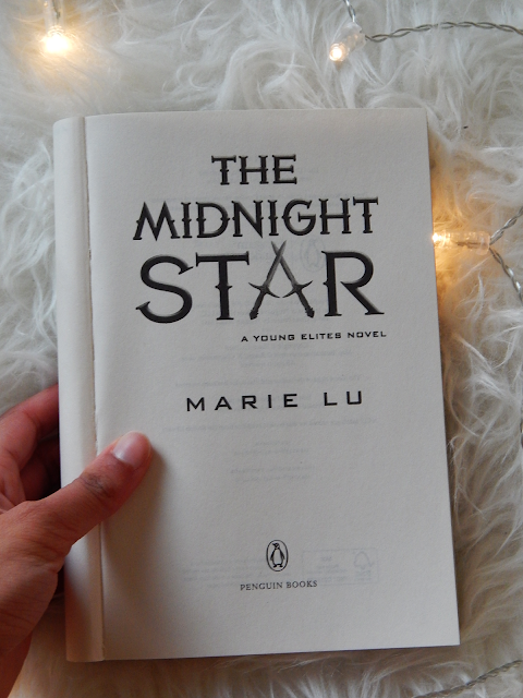 The Midnight Star No Spoiler Book Review | sprinkledpages