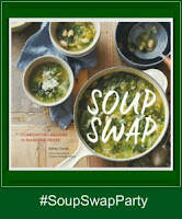 soup swap party badge