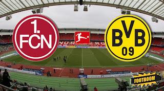 Нюрнберг – Боруссия Д прямая трансляция онлайн 18/02 в 22:30 по МСК.