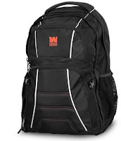 WEN Four-Compartment Heavy Duty Backpack with Laptop Storage