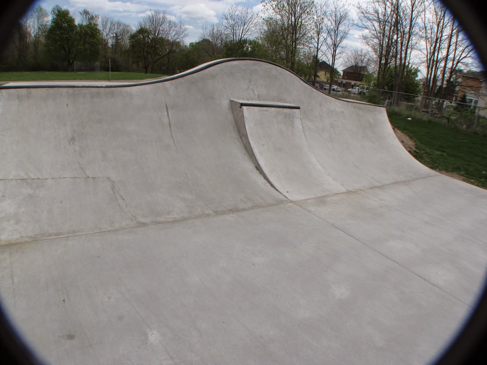 Spott Dreams of Skate Parks: Sutton, ON