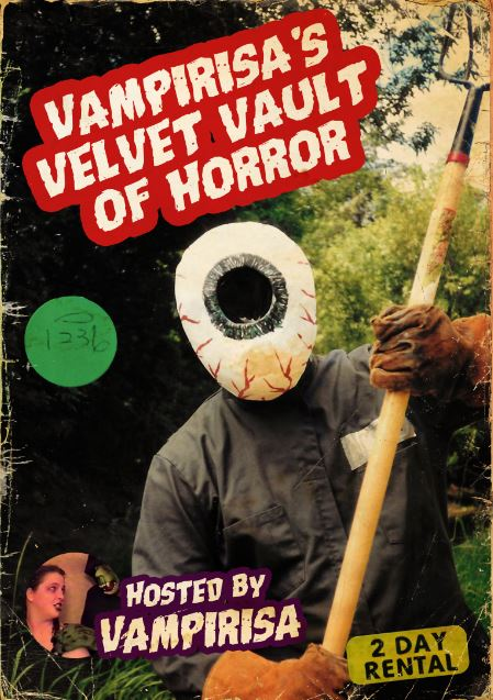Vampirisa's Velvet Vault Of Horror DVD Available Now!!!