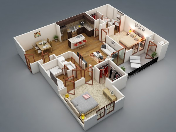 Parbhani Home Expert: 2 Bedroom /House Plans