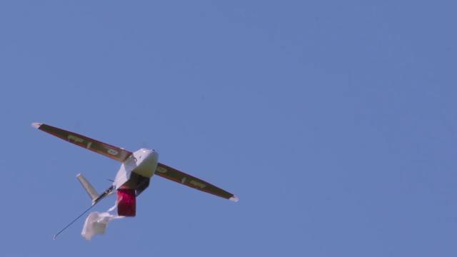 Rumah Sakit di Rwanda Pakai Drone untuk Mengirimkan Kantung Darah