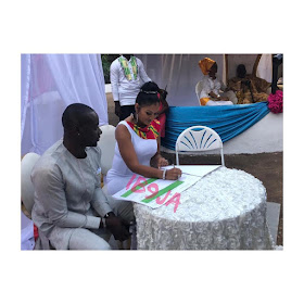 Photos Ghanaian Movie Star Chris Attoh and Betty Jennifer