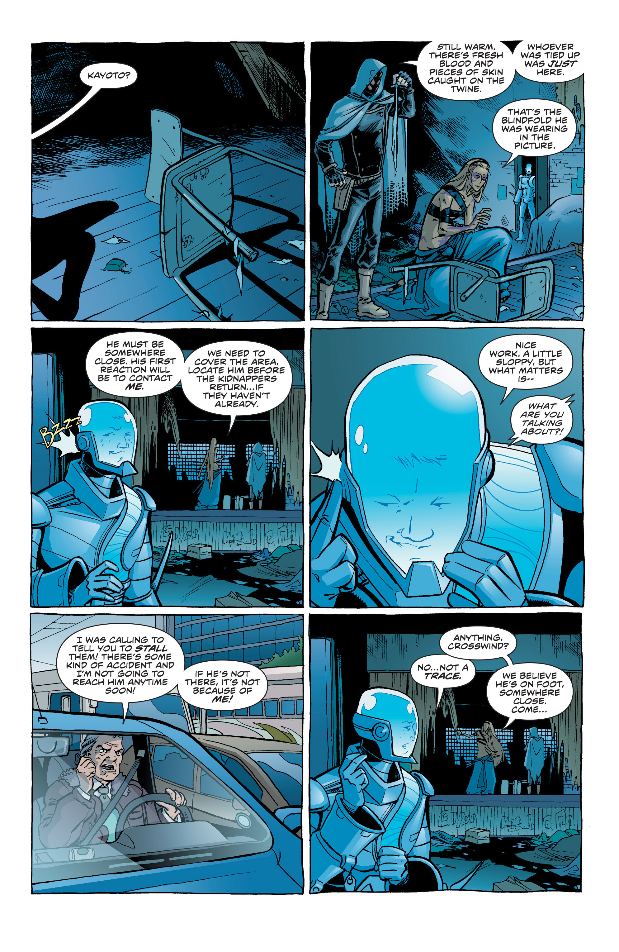 Read online Secret Identities comic -  Issue # _TPB - 129