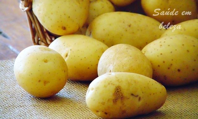 Benefícios das batatas para  a saúde e dieta