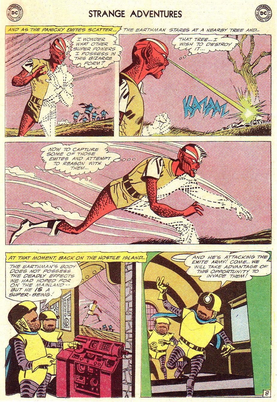 Strange Adventures (1950) issue 181 - Page 11