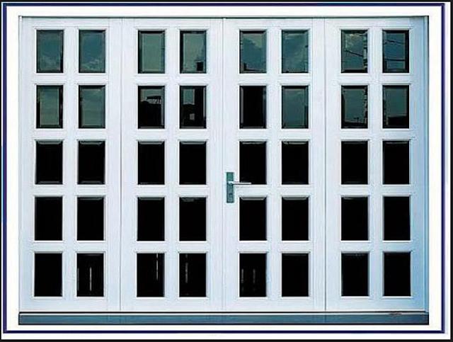 cửa nhôm kính đẹp - mẫu thiết kế số 13