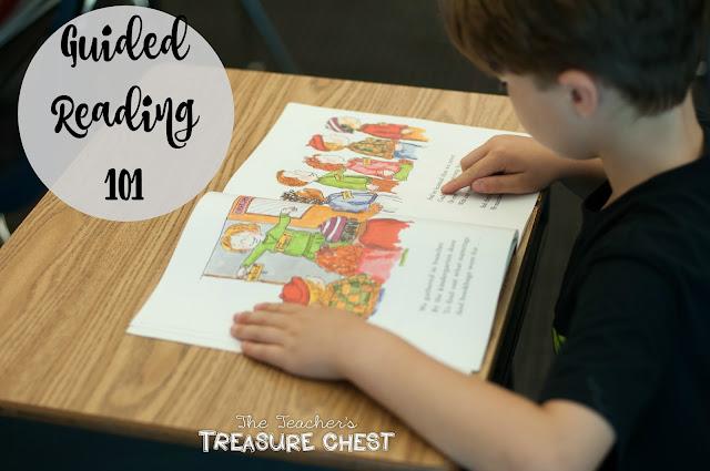 guided reading tips for teachers
