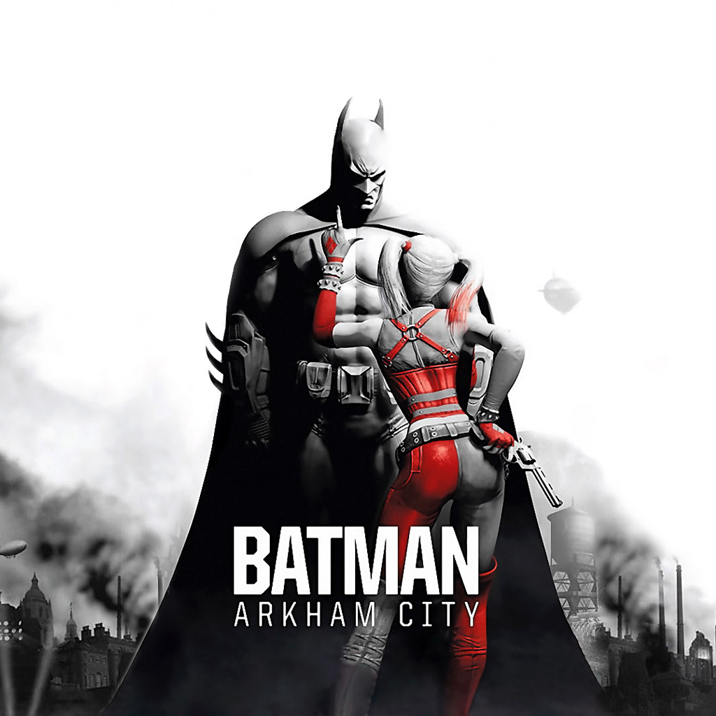 Batman Arkham City For IPad 2