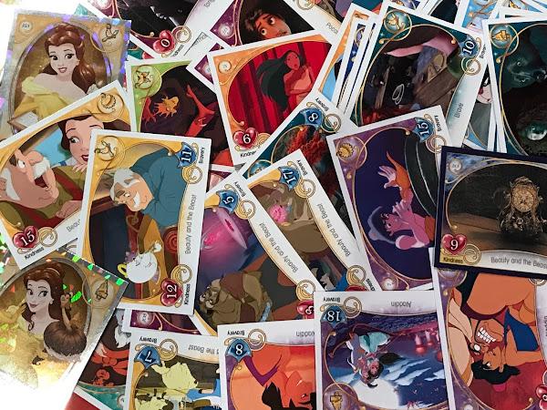 Review: Disney Princess Trading Card Game