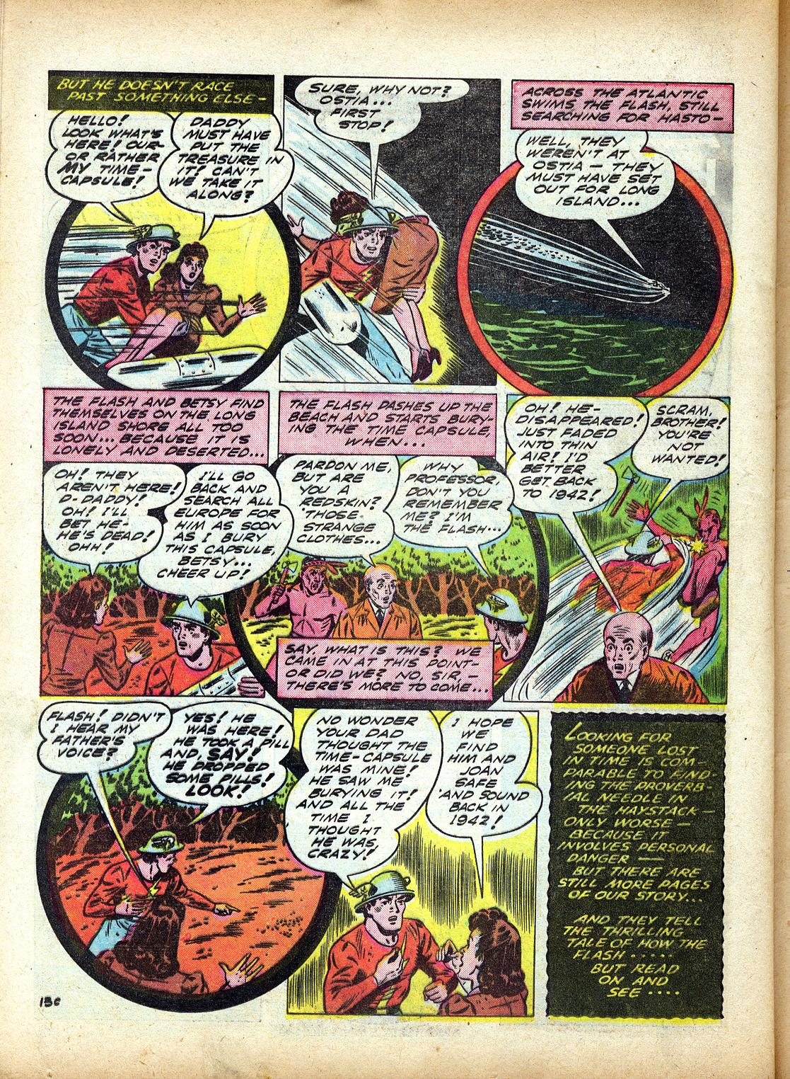 Read online All-Flash comic -  Issue #4 - 47