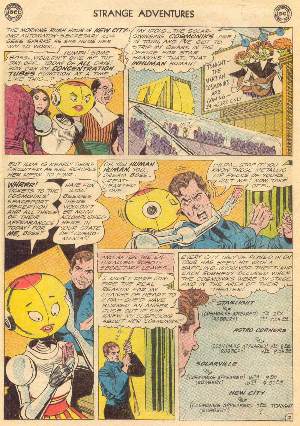 Strange Adventures (1950) issue 176 - Page 4