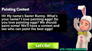 Johnny, quest text, man in bunny suit