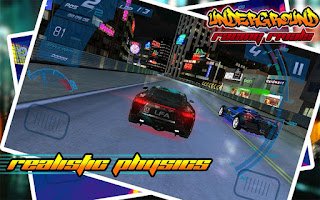 Download Game Underground Racing Rivals – Full Game Unlock Mod Apk