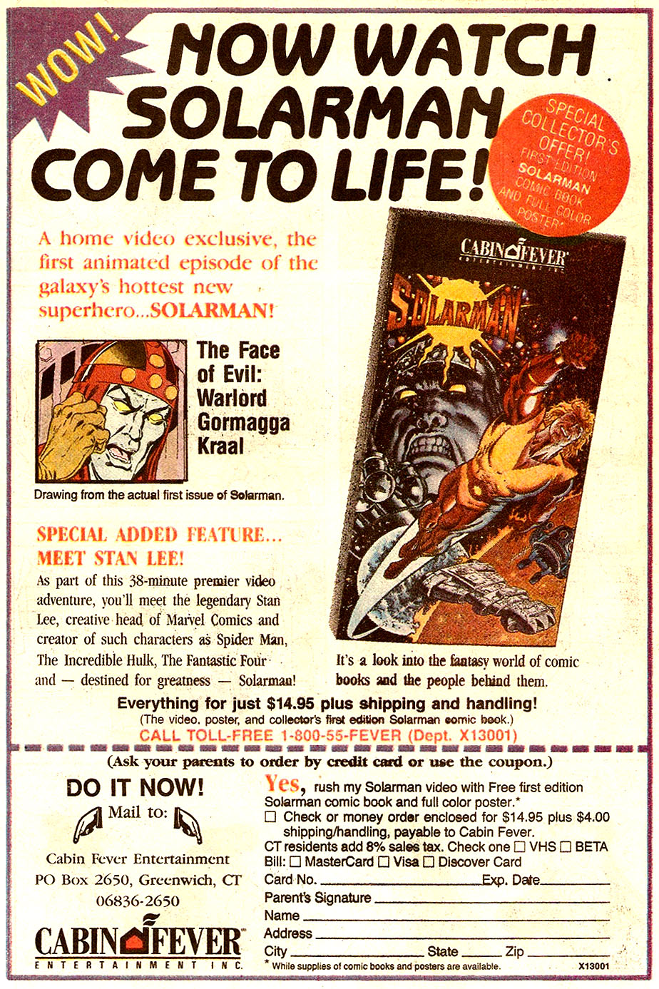 Read online ALF comic -  Issue #34 - 14