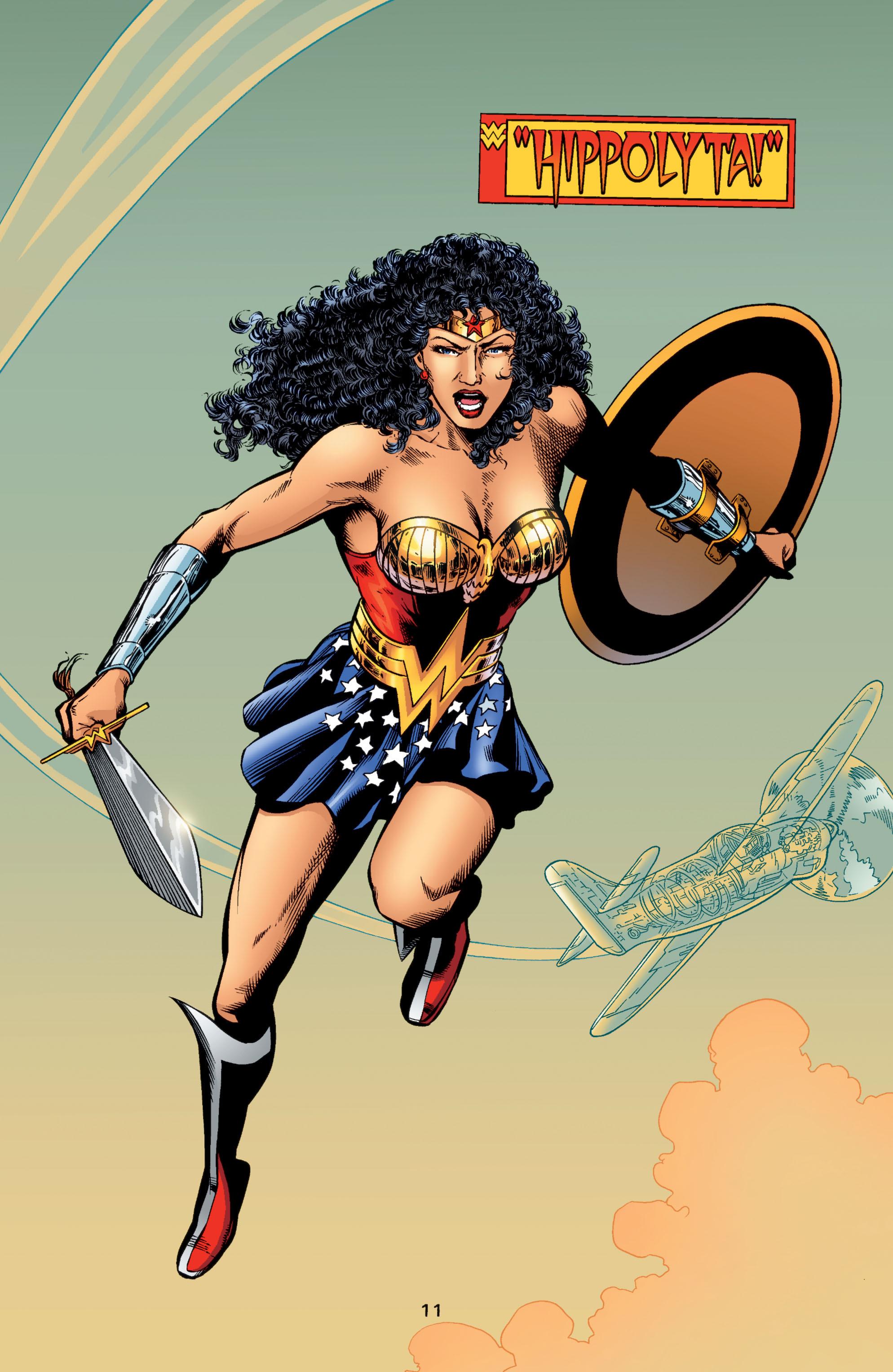 Read online Wonder Woman (1987) comic -  Issue #184 - 11