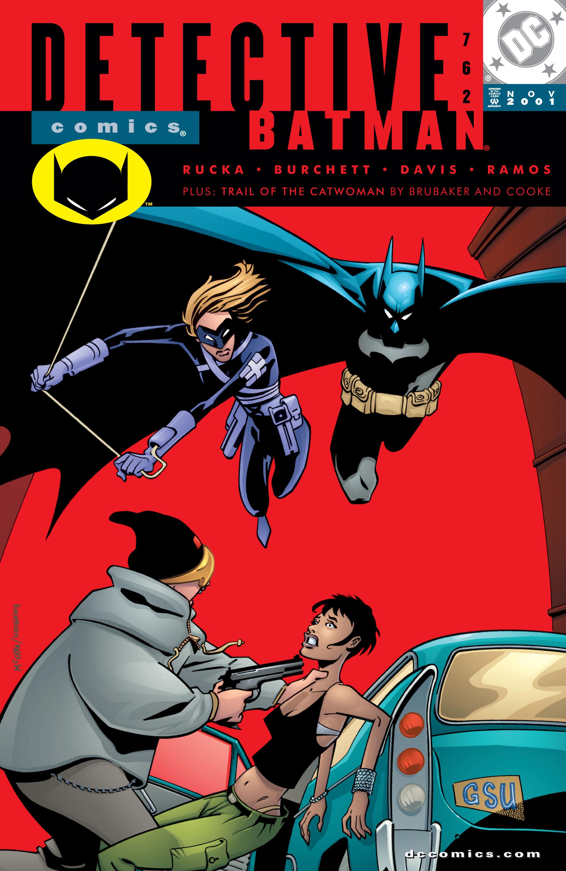 Detective Comics (1937) 762 Page 0