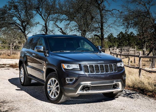 Canada midsize SUV sales chart May 2015