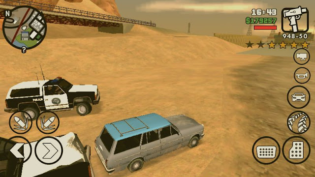 Download Advance Police Mod Gta San Andreas Android Download 2