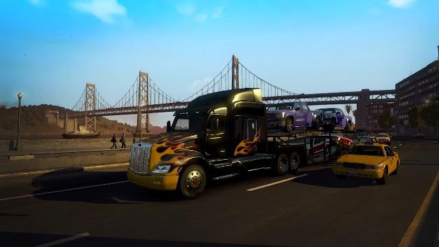 Download American Truck Simulator PC Games