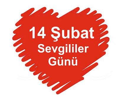 kalpli 14 şubat sevgililer günü