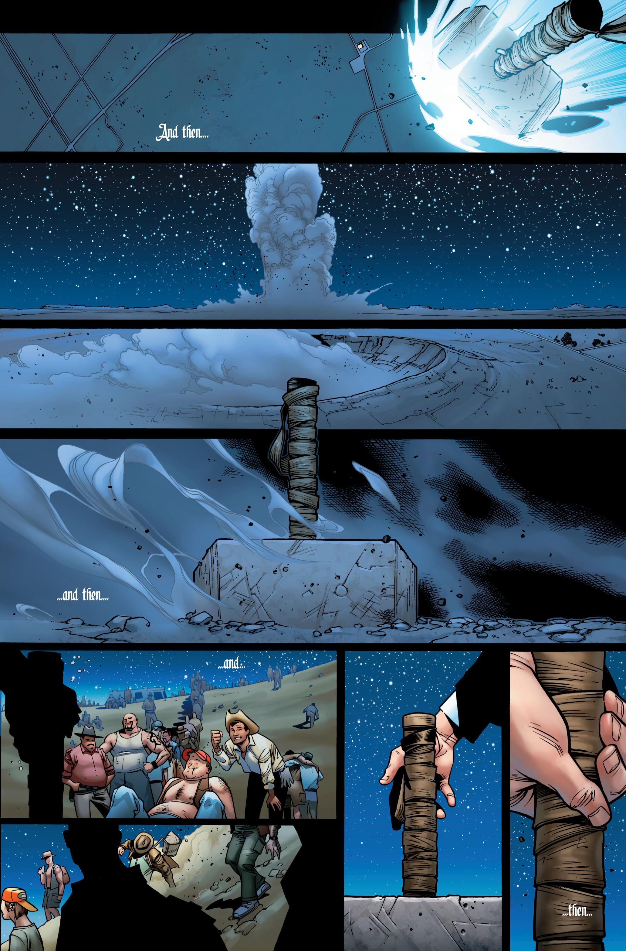 Thor (2007) Issue #1 #1 - English 7