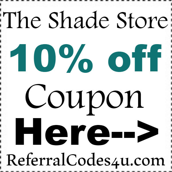 TheShadeStore Promo Codes 2016-2017, The Shade Store Free Shipping Coupon October, November, December