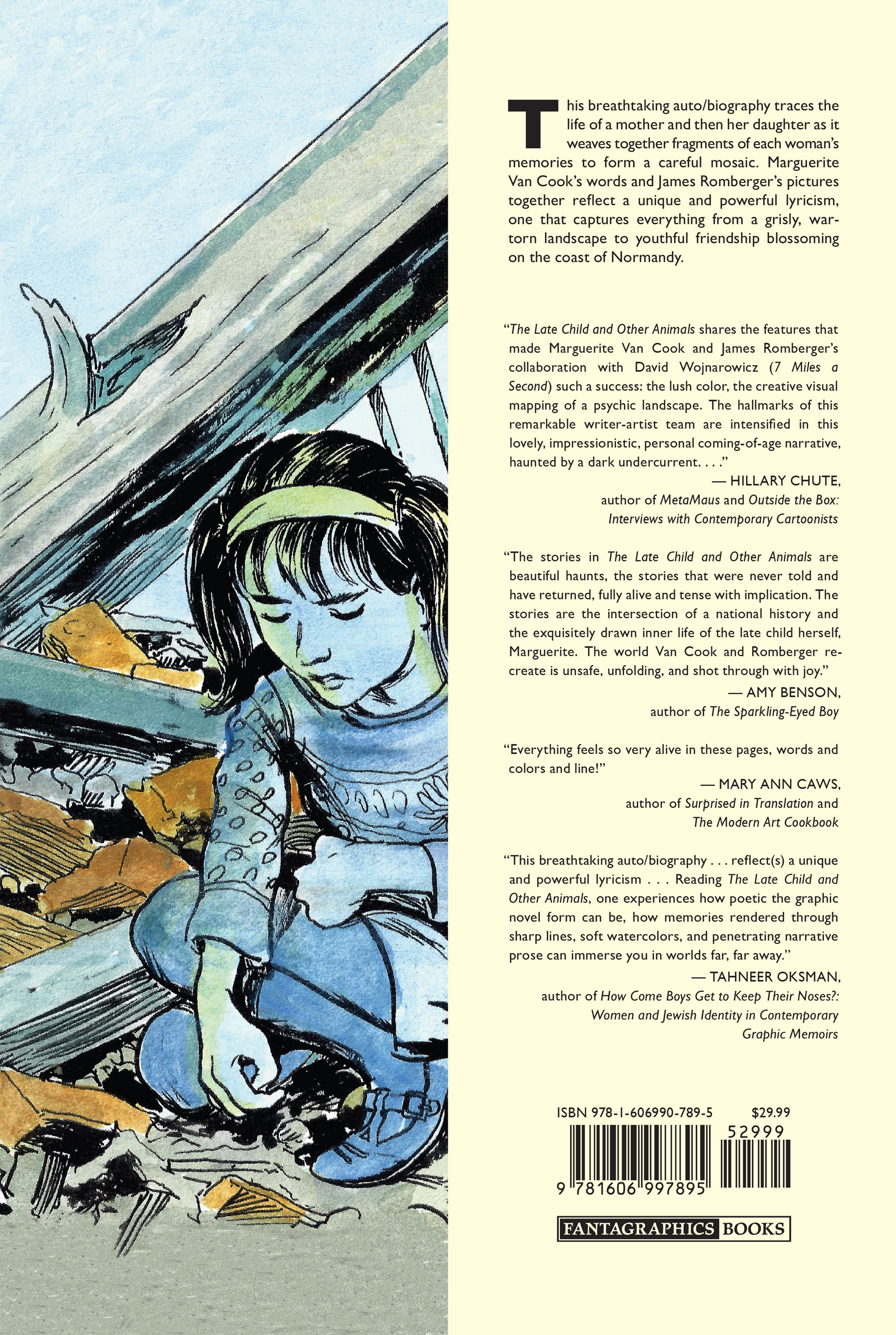 Read online The Late Child and Other Animals comic -  Issue #1 - 160