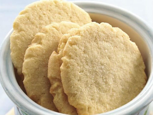 One Perfect Bite Small Batch Amish Sugar Cookies