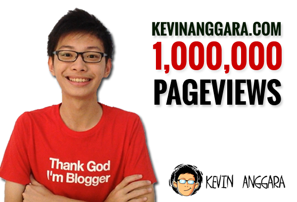 1,000,000 PAGEVIEWS