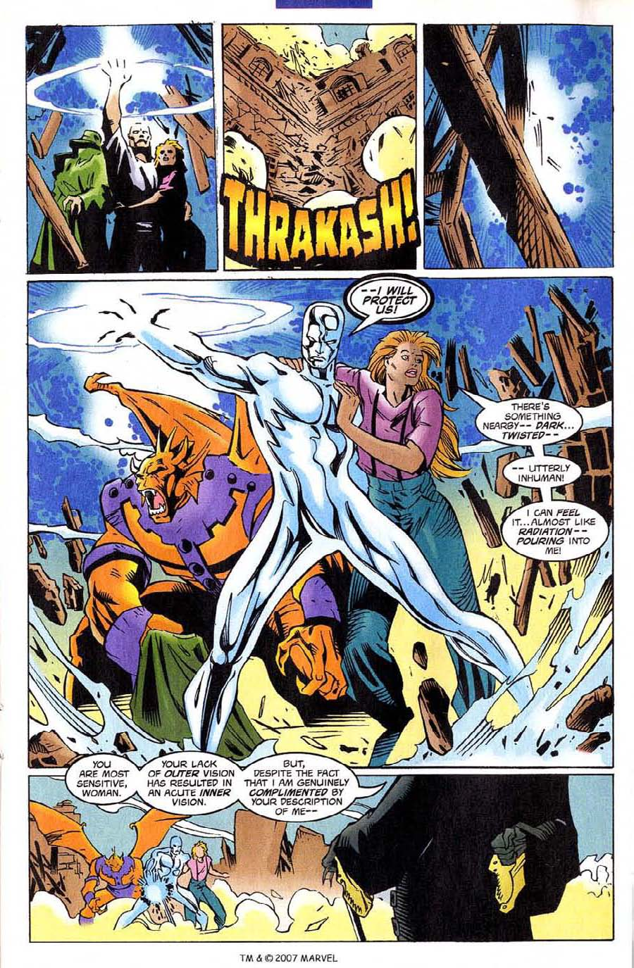 Read online Silver Surfer (1987) comic -  Issue #139 - 19