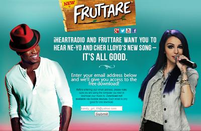 Free MP3 Download of Ne-yo & Cher Lloyd's New Song