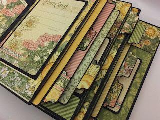 Garden Goddess Album Graphic 45