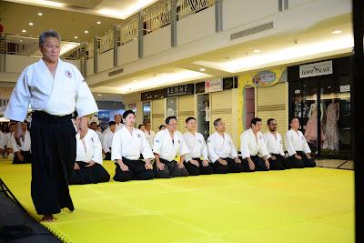 Seminar Aikido di Surabaya